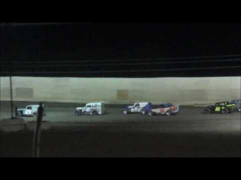 Marysville Raceway Park WSDCA Nationals 9-23-16 Friday A Main Event
