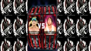 WWE SuperCard Episode #198 (Season 2) Team PCC results