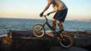 Boris Morales bike trial
