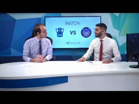 League of Legends Greek Championship Season 1 - Week 1 | Greek Regenesis eSports vs. Void Gaming