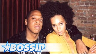 5 Reasons Why Solange Attacked Jay-Z | BOSSIP