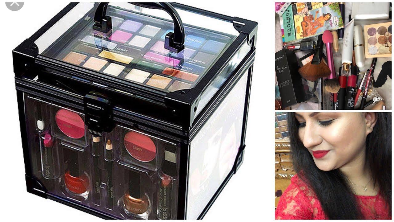 Bridal Makeup Kit Affordable Makeup India शादी के मेकअप किट का सामान