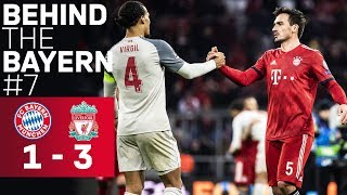 Download FC Bayern vs. Liverpool FC: The Champions League Dream Comes to an End   Behind The Bayern #7 Mp3 and Videos