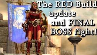Titan Quest Atlantis  The RED BUILD Update - Finished Legendary!