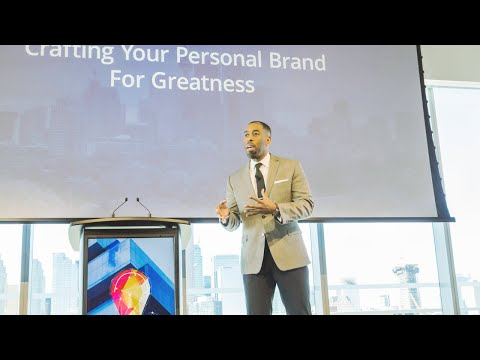 Behind the Scenes: Keynote Speech at Young Entrepreneurs Conference - Alexander Michael Gittens