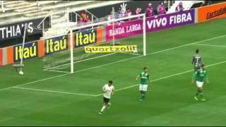 Corinthians 1 x 1 Chapecoense Melhores Momentos Brasileirão 2016