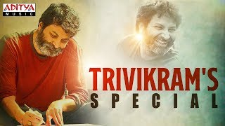 Trivikram& 39 s special Songs Compilation Trivikram