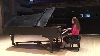 American Protégé International Piano and Strings Competition 2019 Audition