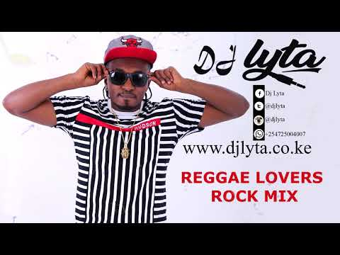 DJ LYTA -  REGGAE LOVERS ROCK MIX