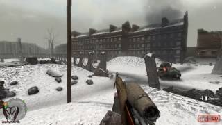 Call of Duty 2 | PC Gameplay | 1080p HD | Max Settings