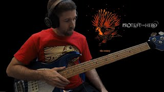 Protest The Hero - The Canary (Bass Cover)