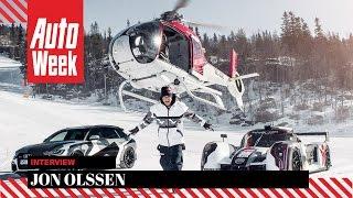 Jon Olsson interview - AutoWeek (English)