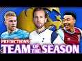 No Liverpool players!? My Premier League Team Of The Season Predictions   Fifa 21 TOTS