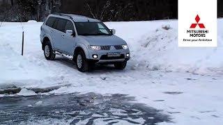 Тест-драйв Mitsubishi Pajero Sport 2.5 TDI 22-25 февраля 2011