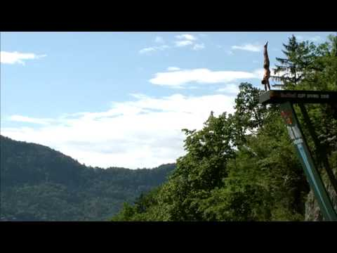 Red Bull Cliff Diving 2009 France - Dive Definition