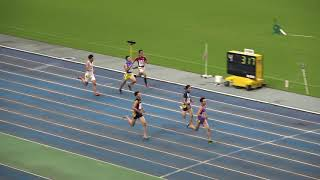 2018.10.11 大分銀行ドーム 平成30年度全九州新人陸上競技大会 男400m ...