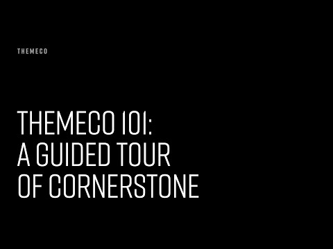 Themeco 101: A Guided Tour of the Builder