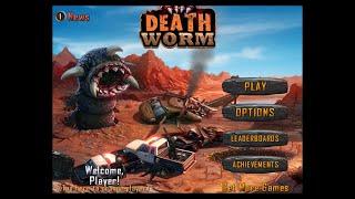 DEATH WORM GAMEPLAY