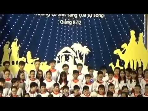 """""""NOEL ĐẦU TIÊN"""" - Ban Thiếu Nhi NTP đi kiệu_GS 24/12/2016 (Lễ 2)"""