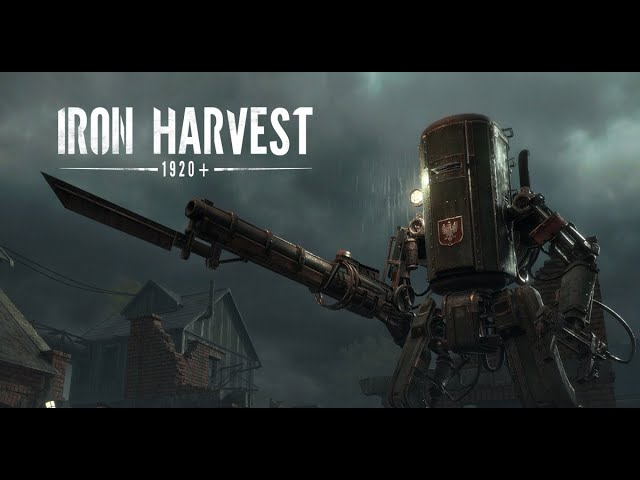 [FR] Coop Iron Harvest - Double Contact - Polonia vaincra !