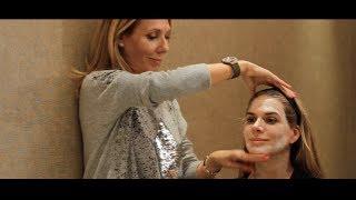 Beauty, mis ejercicios faciales contra la flacidez - Maribel Yebenes