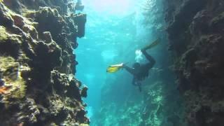 Paleokastritsa, Corfu...diving June 2015