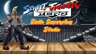 Street Fighter Zero - Birdie【TAS】