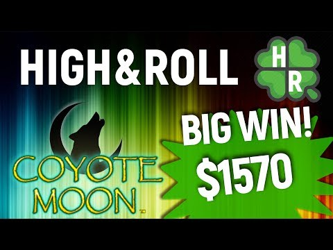 Play Coyote Moon Slot Machine Online (IGT) Free Bonus Game