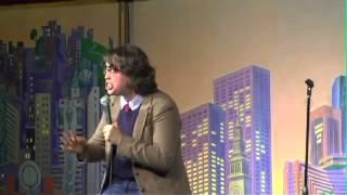 Janine Brito, SF Punch Line Feb 2012