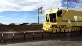 【瞬間映像】ハワイの高速道路で車線が増える瞬間!!