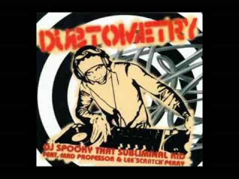DJ Spooky Alter Echo dubtometry (Optometry Remix)