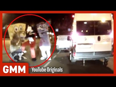 5 Insane Russian Dash Cam Videos