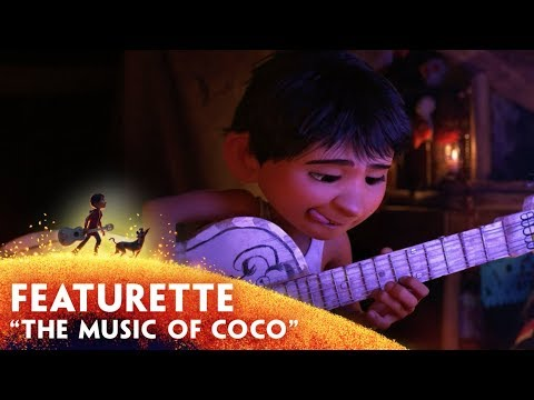 """""""Music of Coco"""" - Disney/Pixar's Coco - Now Playing in 3D"""