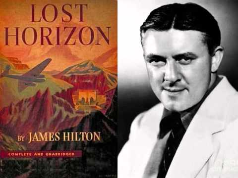 "James Hilton on his ""Lost Horizon'"