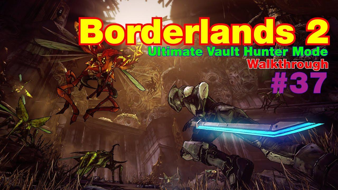 Borderlands 2 ultimate vault hunter mode #37 DLC - Cursed ... Borderlands 2 Scaling Dlc Uvhm