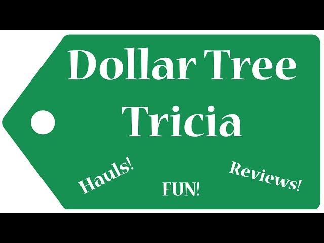 Dollar Tree Haul!  January 18, 2020. Brand New Items!