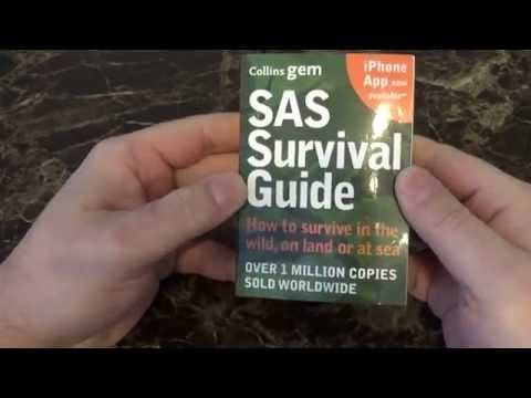 SAS Survival Guide: How To Survive In The Wild, On Land Or Sea By John 'Lofty' Wiseman