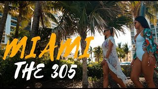 Miami - The 305 - Epic 4K cinematic Film