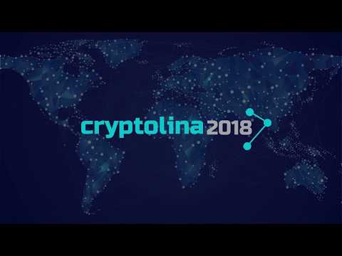 Pete Kofod at Cryptolina 2018