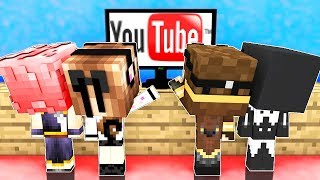 A SCUOLA DI YOUTUBER! - Estate di Minecraft #4