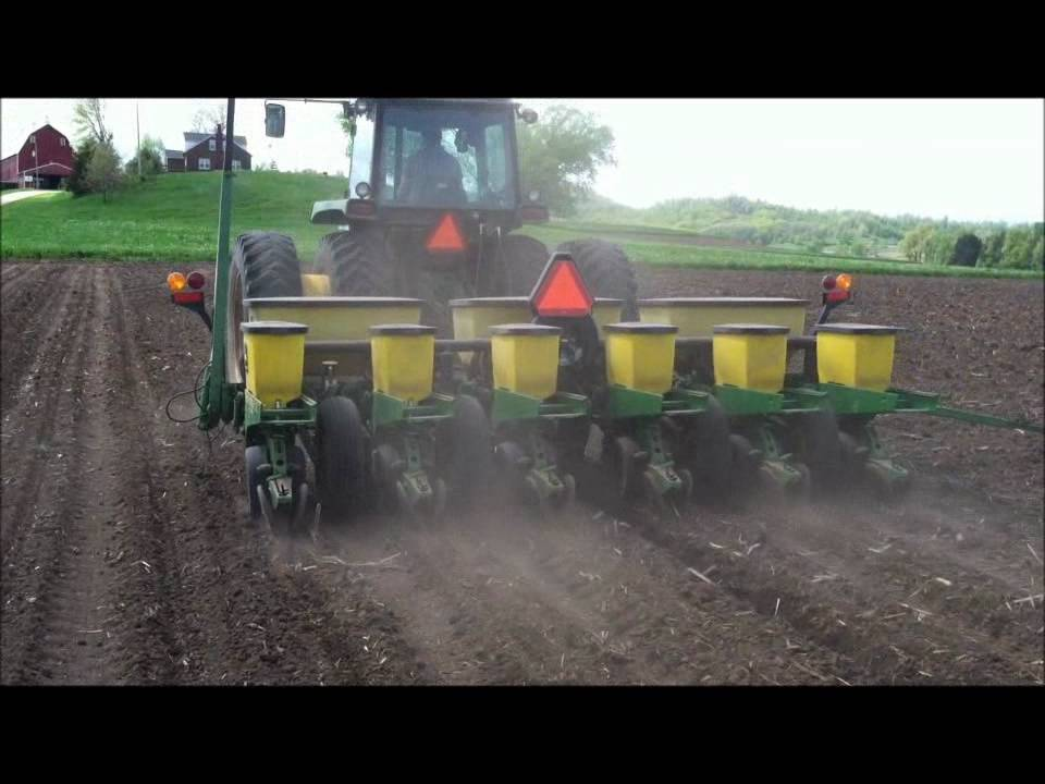 John Deere Planter Youtube