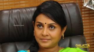 Saranya Plays A Negative Character In #Achamindri
