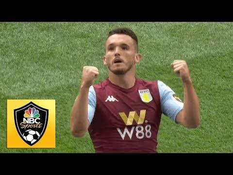 John McGinn Puts Aston Villa In Front Inside 10 Minutes V. Tottenham   Premier League   NBC Sports