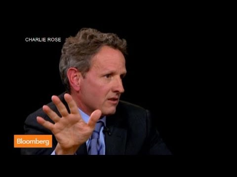 Tim Geithner: Absolutely Vulnerable to Financial Panic