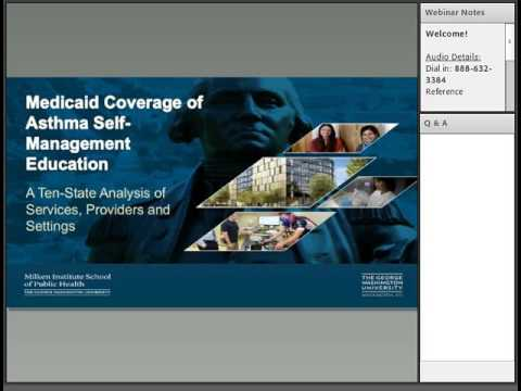 Medicaid Coverage of Asthma Self Management Education Analysis of Services, Providers and Settings