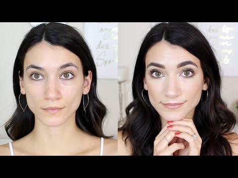 Easy NO FOUNDATION Makeup Routine: All Drugstore
