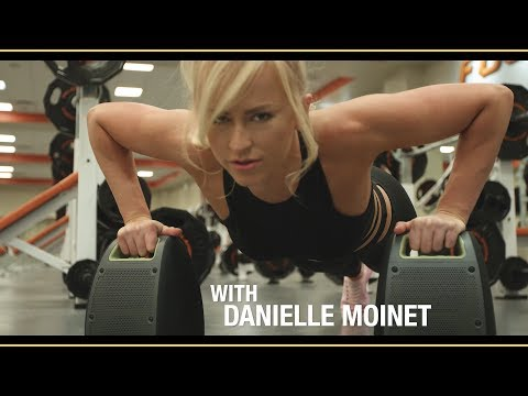 WORLD PREMIERE VIDEO STARRING DANIELLE MOINET FOR KICKER AUDIO AND COUNTRY STAMPEDE