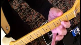 Bach Rach (Bach Rock) Cello Suite III, Courante