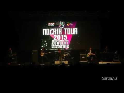 Ungu - Aku Bukan Pilihan Hatimu Live Mega Star Arena