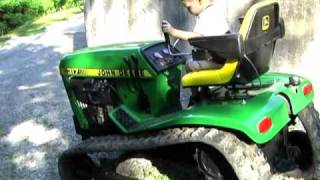Custom Built John Deere 317 Crawler
